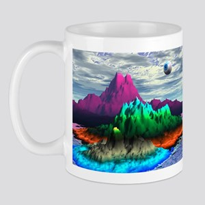 Groovy Eyeball - Check this out! Mug