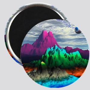 Groovy Eyeball - Check this out! Magnet