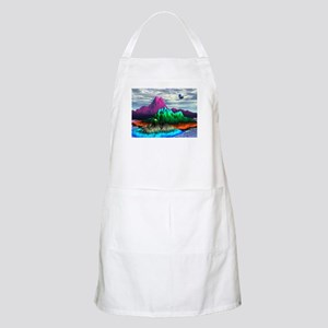 Groovy Eyeball - Check this out! BBQ Apron