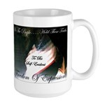 We The People Large Mug