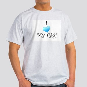 I Love Gigi Light T-Shirt