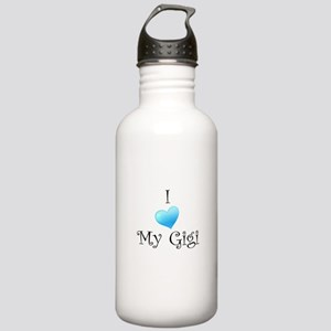 I Love Gigi Stainless Water Bottle 1.0L