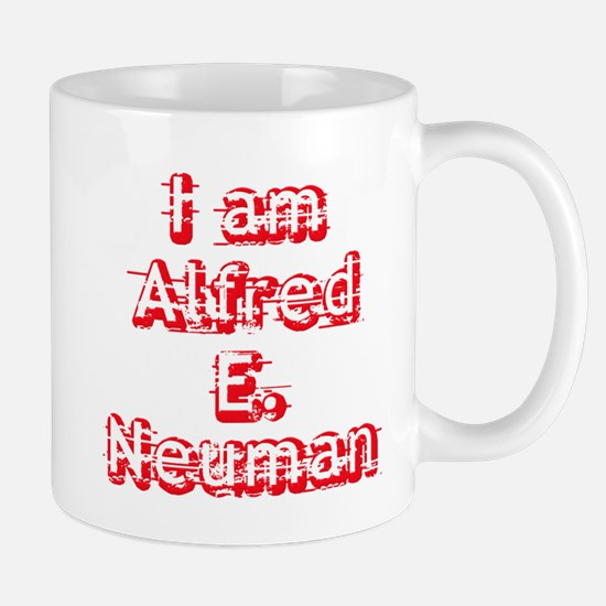 I Am Alfred E. Neuman Mug