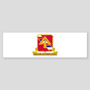 DUI - 1st Bn - 41st FA Regt Sticker (Bumper)
