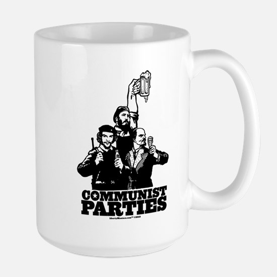Communist Parties Large Mug
