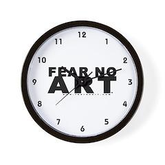 FNA Wall Clock