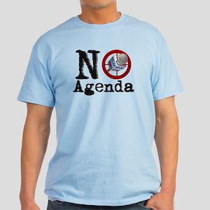 The No Agenda T-Shirt