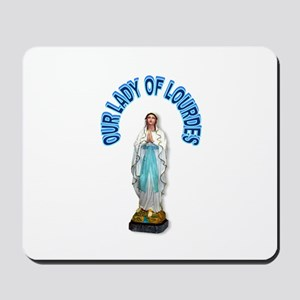 PRAY FOR US Mousepad