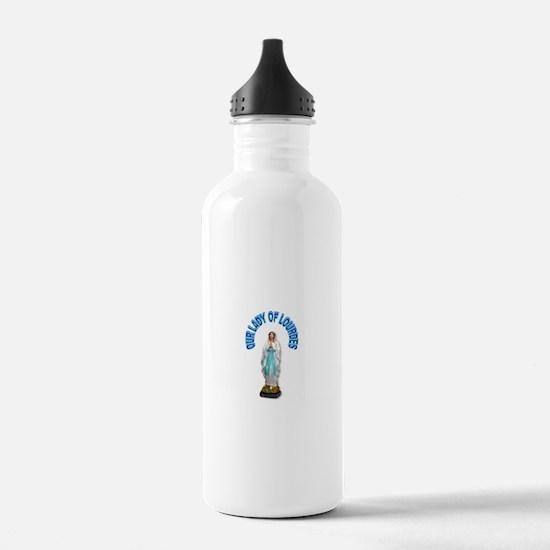 PRAY FOR US Water Bottle