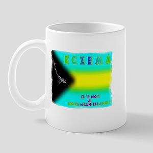Eczema Islands Mug