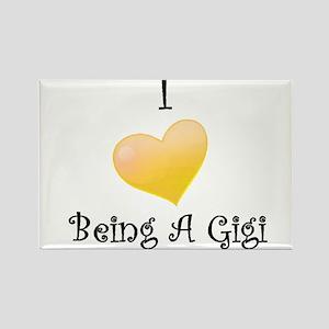 Gigi Rectangle Magnet