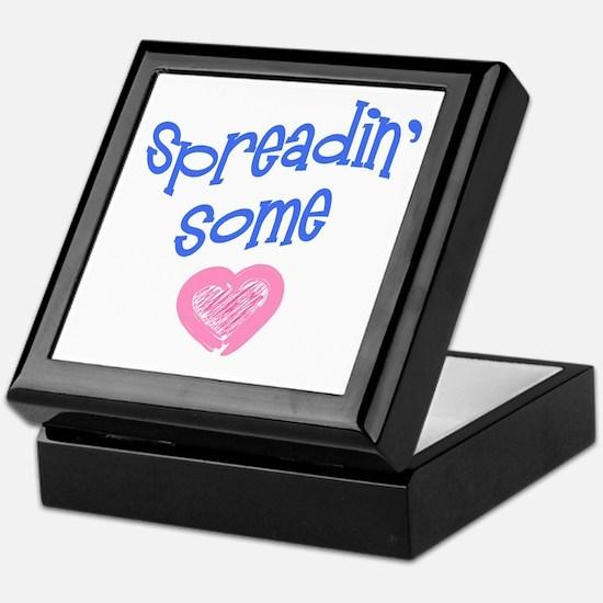 Spreadin' Some Love Keepsake Box