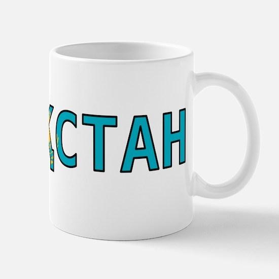 Kazakhstan (Kazakh) Mug