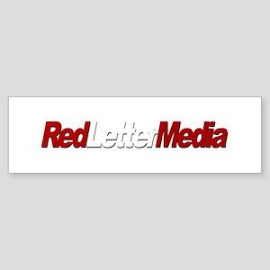 Red Letter Media Bumper Sticker