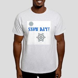Snow Day! Light T-Shirt