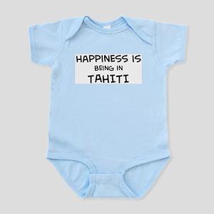 Happiness is Tahiti Infant Creeper