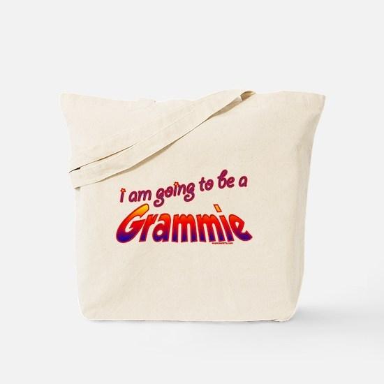 I AM GOING TO BE A GRANDMA Tote Bag