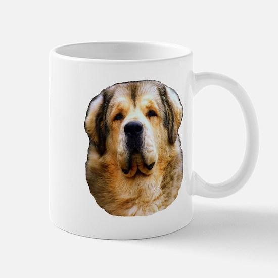 Cute Tibetan mastiff Mug