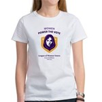 Women Power The Vote (women's) T-Shirt