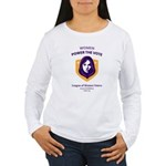 Women Power The Vote Tee Long Sleeve T-Shirt