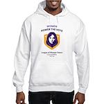 Women Power The Vote Hoodie Sweatshirt