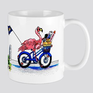 Key West Flamingo Mug