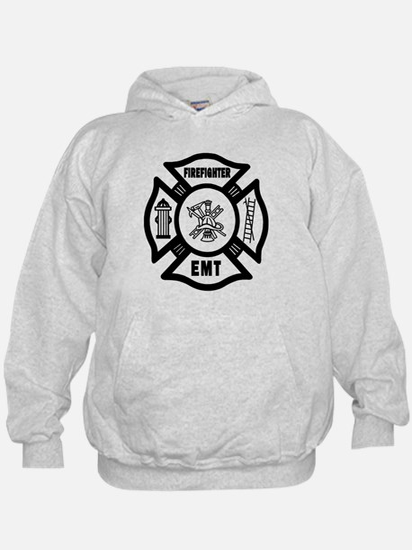 Firefighter EMT Hoodie
