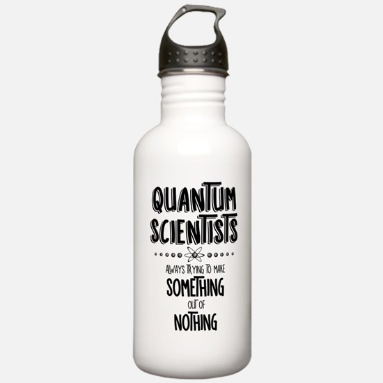Quantum Scientist Water Bottle