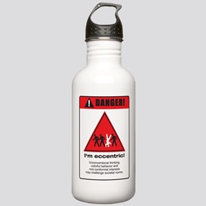 Eccentric Stainless Water Bottle 1.0L