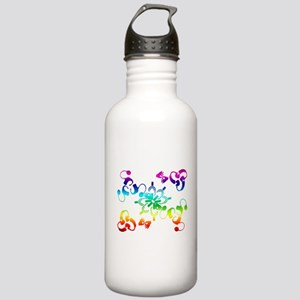 A hidden message Stainless Water Bottle 1.0L