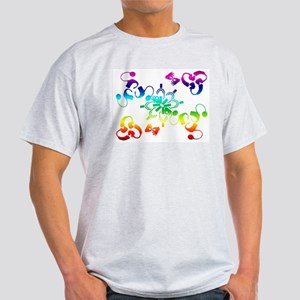 A hidden message Light T-Shirt