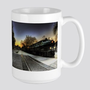 Mystery Train Large Mug
