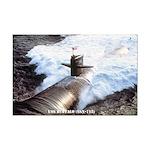 USS BUFFALO Mini Poster Print