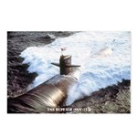 USS BUFFALO Postcards (Package of 8)