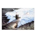 USS BUFFALO Postcards (Package of 8)