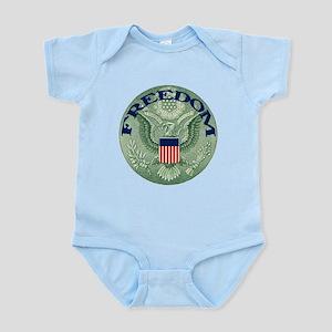 FREEDOM Eagle Infant Bodysuit