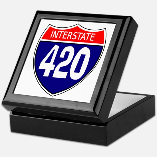 Interstate 420 Stash Box
