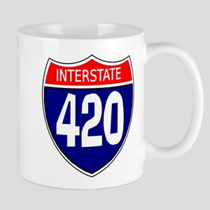 Interstate 420 Mug