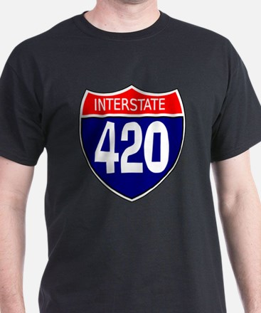 Interstate 420 T-Shirt