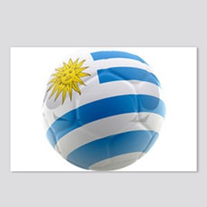 Uruguay World Cup Ball Postcards (Package of 8)