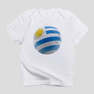 Uruguay World Cup Ball Infant T-Shirt