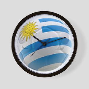 Uruguay World Cup Ball Wall Clock