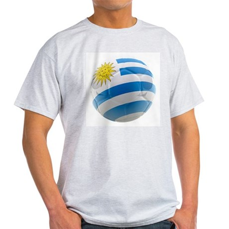Uruguay World Cup Ball Light T-Shirt