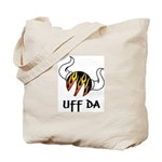 More Uff Da Tote Bag