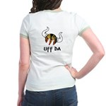 More Uff Da Jr. Ringer T-Shirt