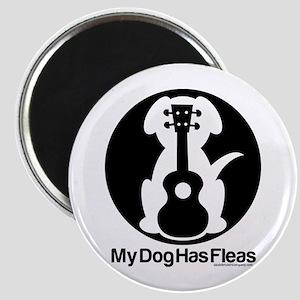 My Dog Has Fleas Ukulele Mugs Magnet