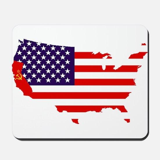 Communist California Mousepad