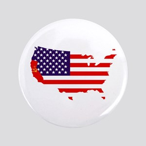 "Communist California 3.5"" Button"