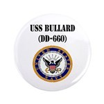 "USS BULLARD 3.5"" Button"