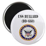 USS BULLARD Magnet